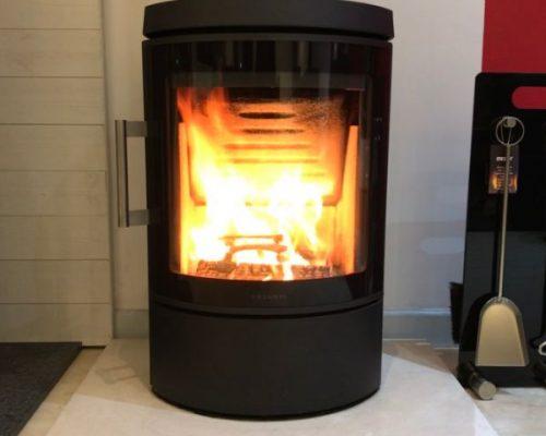 Multi-Fuel Wood Burner