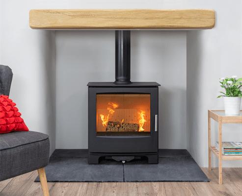 wood burning stoves uk